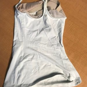 lululemon athletica Tops - Lululemon White Tank